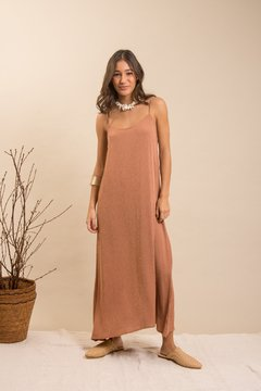Sara slip dress
