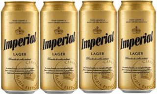 Imperial 473cc - Pack 24 un.
