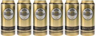 Warsteiner 473ml - Pack 24 UN.