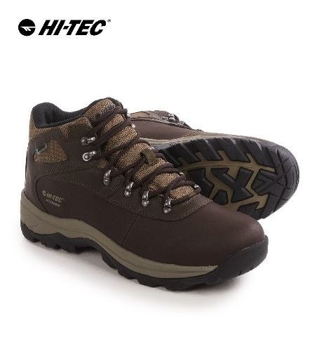 Zapatilla Bota Hi-tec Altitude Base Camp Impermeable