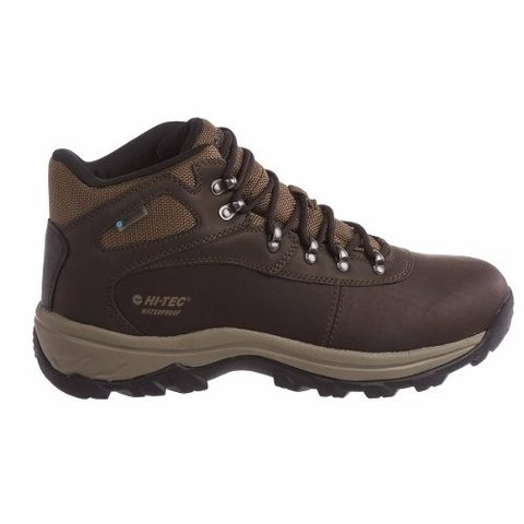 Zapatilla Bota Hi-tec Altitude Base Camp Impermeable - comprar online