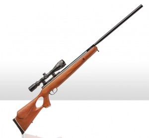 Rifle Crosman Benjamin Trail XL1100 5.5 Nitro Piston