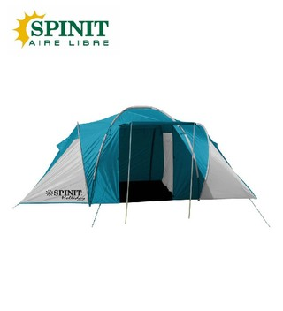 Carpa Spinit Holliday 4+C para 4 personas