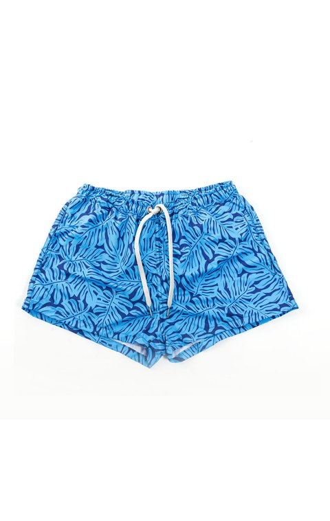 Blue cocoon swimshort