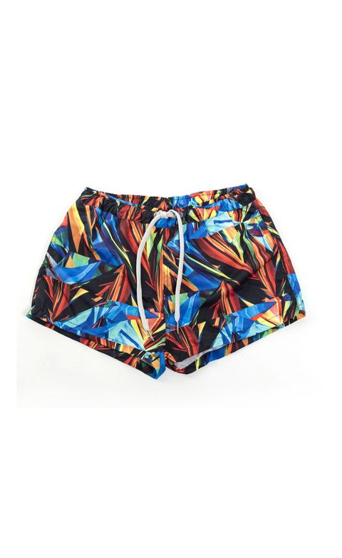 Crystal shades swimshort