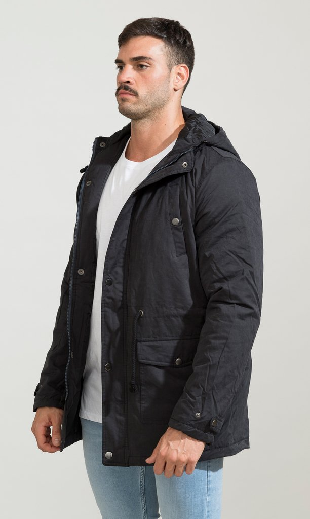 2020 PARKA - Black en internet