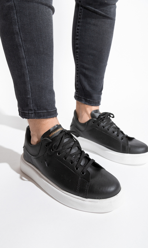 Mohammed sneakers - black