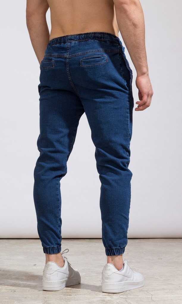Denim Jogger - Blue en internet