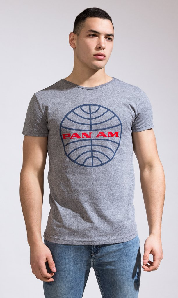PANAM Airlines vintage logo - Slim fit en internet