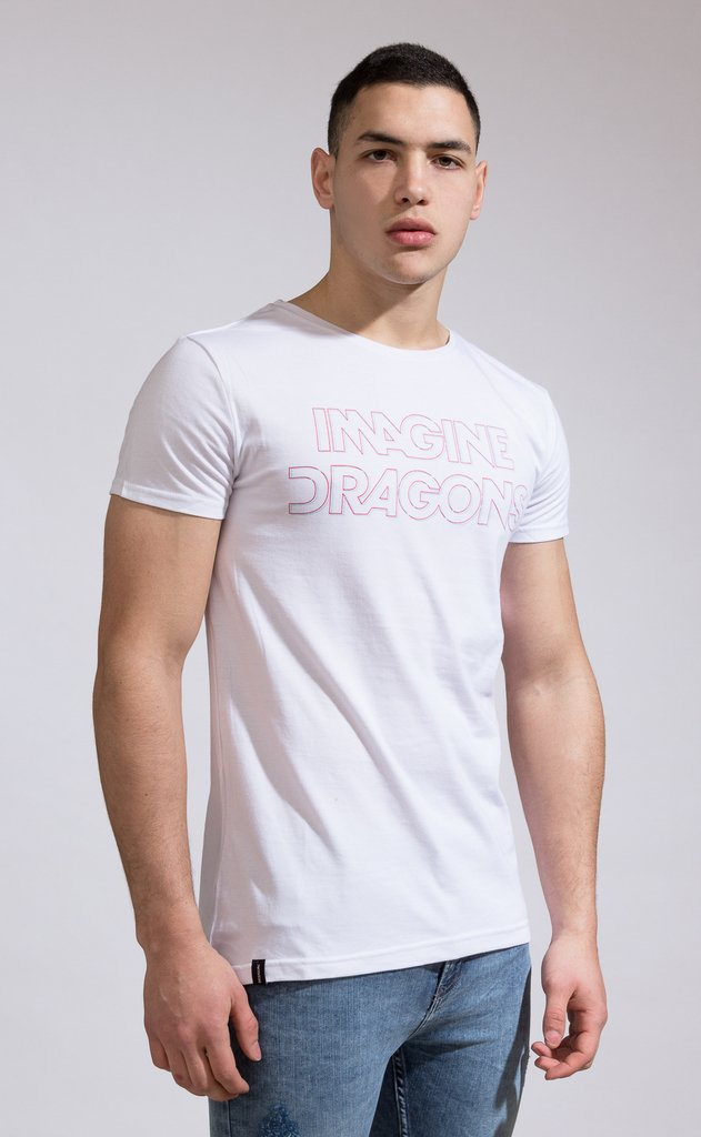 Imagine Dragons slim fit - comprar online