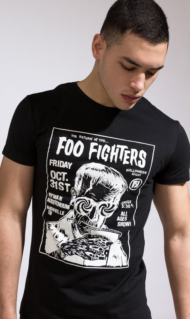 Foo fighters - Slim fit en internet