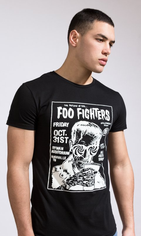 Foo fighters - Slim fit - comprar online
