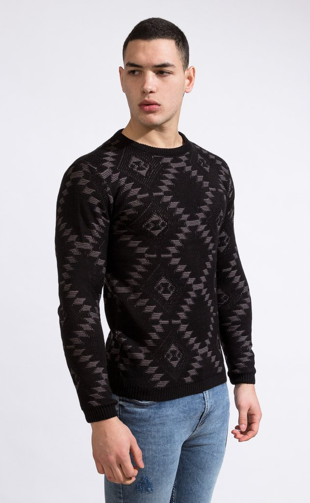 Native american knit sweater - buy online