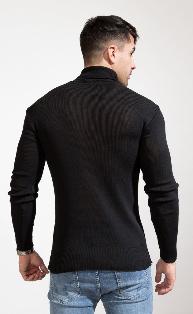 Polera sweater - Black - buy online