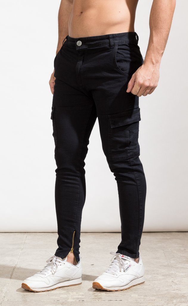 Cargo pant - Gabe black on internet