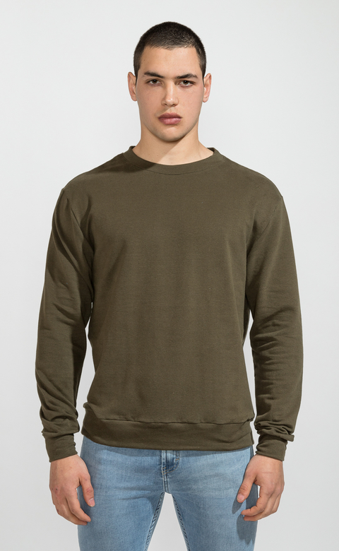 Sweatshirt - Army