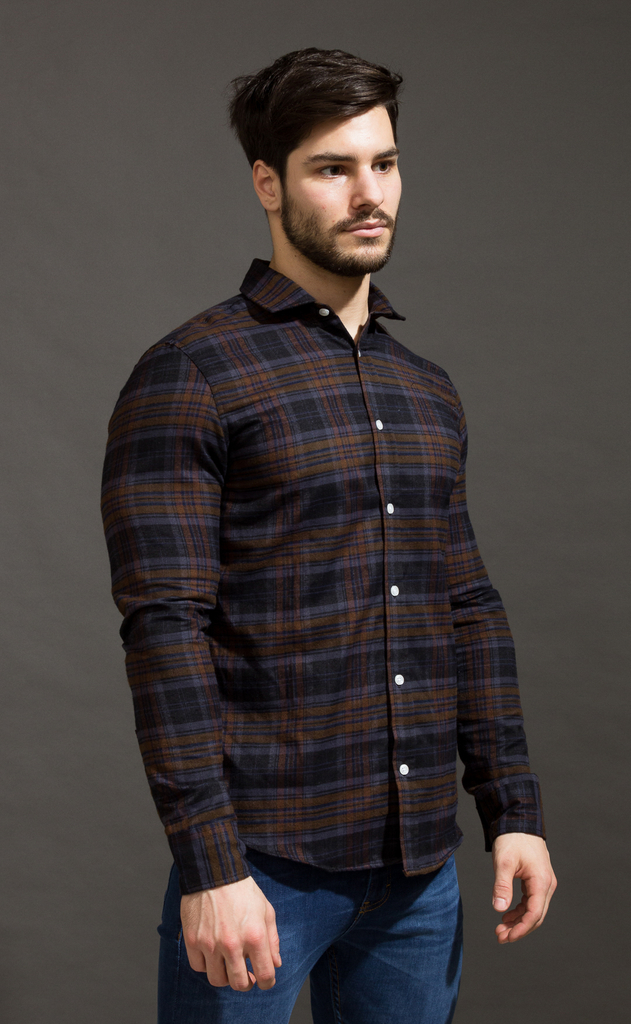 Lumberjack shirt -dark en internet