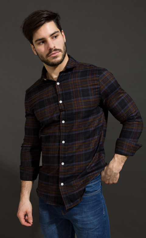 Lumberjack shirt -dark