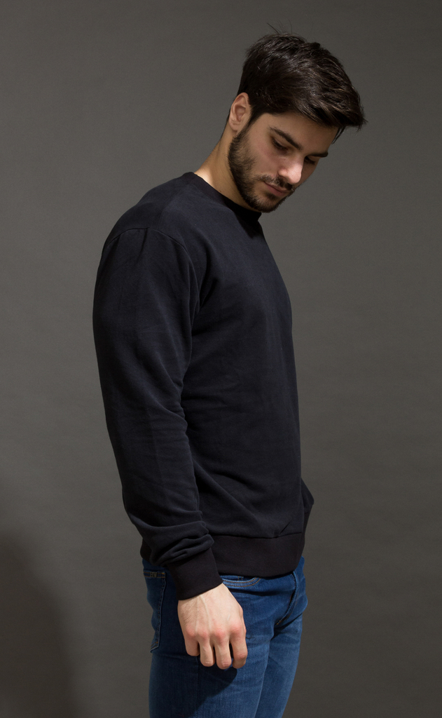 Sweatshirt - Just Black - buy online