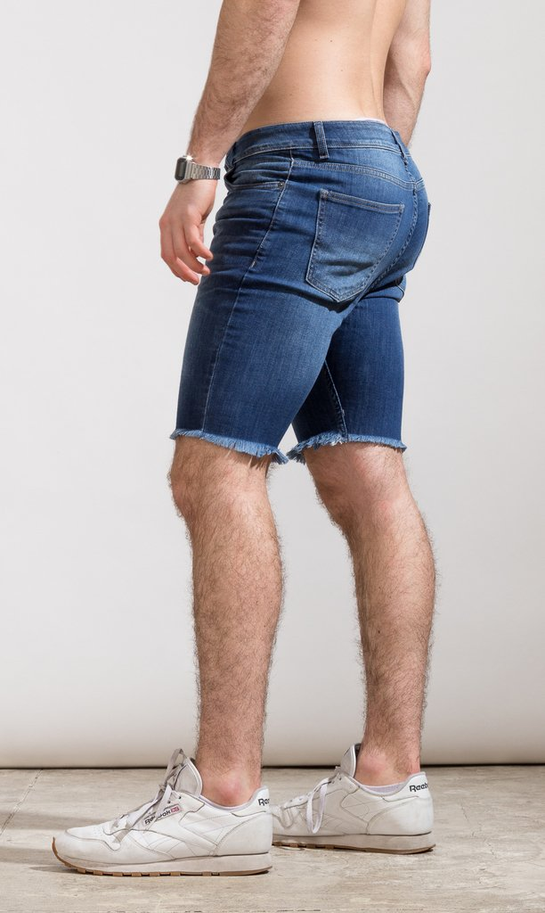 Denim Bermudas - Duke blue - buy online