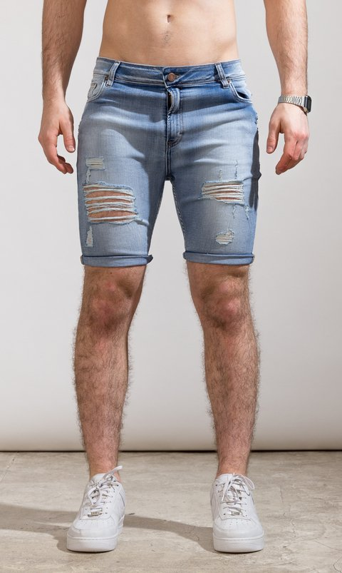Denim Bermudas - Duke light en internet
