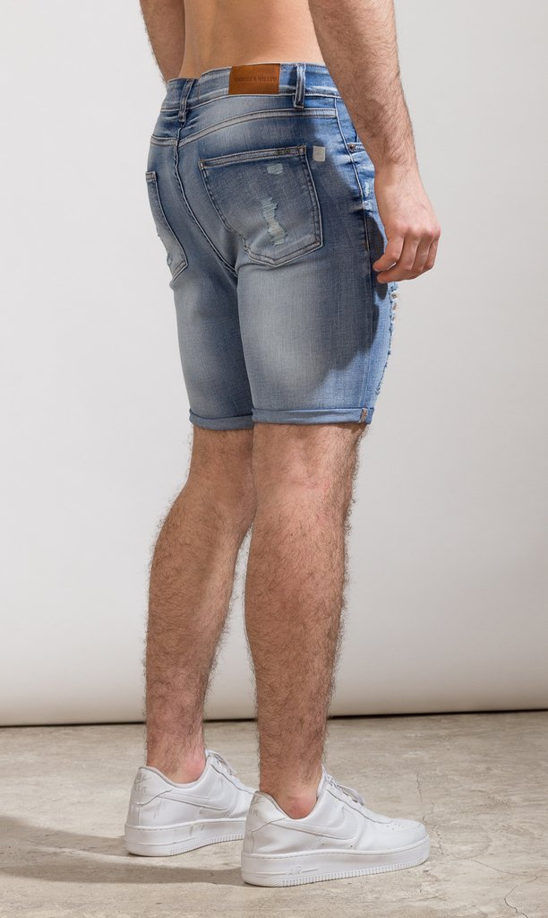 Denim Bermudas - Duke light - buy online