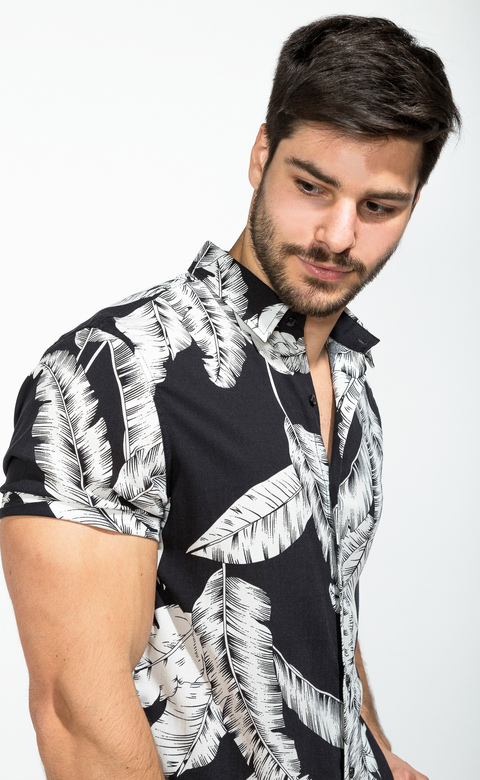 Carrara flowy shirt