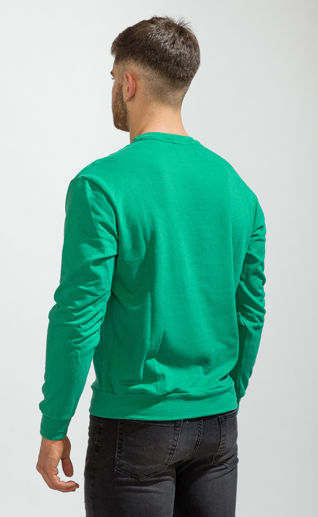 Sweatshirt - cool green - buy online