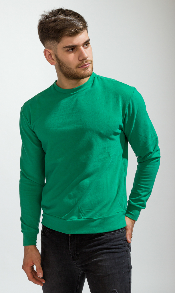 Sweatshirt - cool green en internet