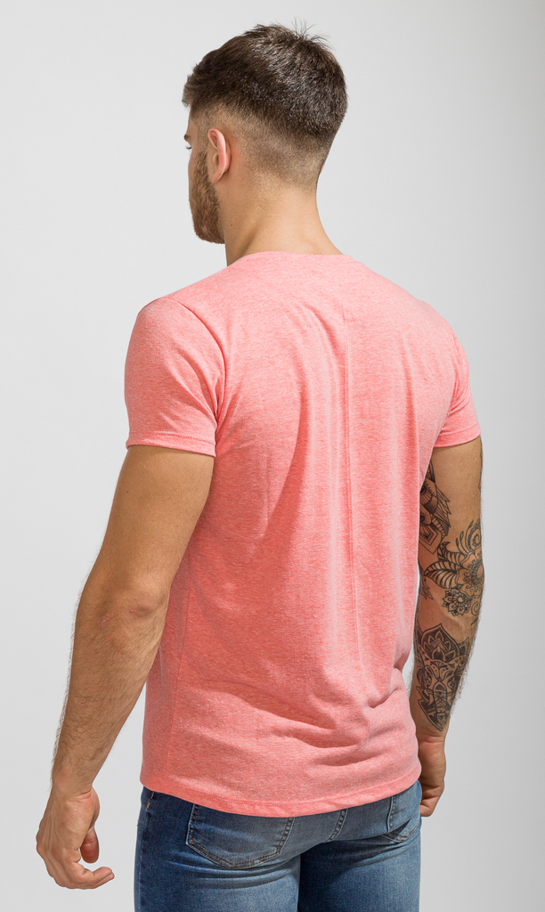 Brooklyn tshirt - Salmon - buy online