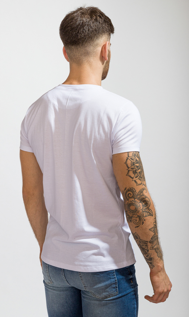 Brooklyn tshirt - white - buy online