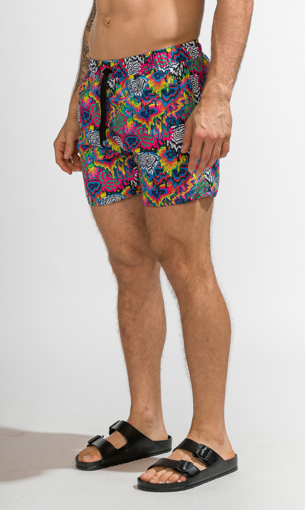 Short corte regular  - American Psycho (PREVENTA - 15%OFF - DISPONIBLE SEMANA 12-18 DIC.)