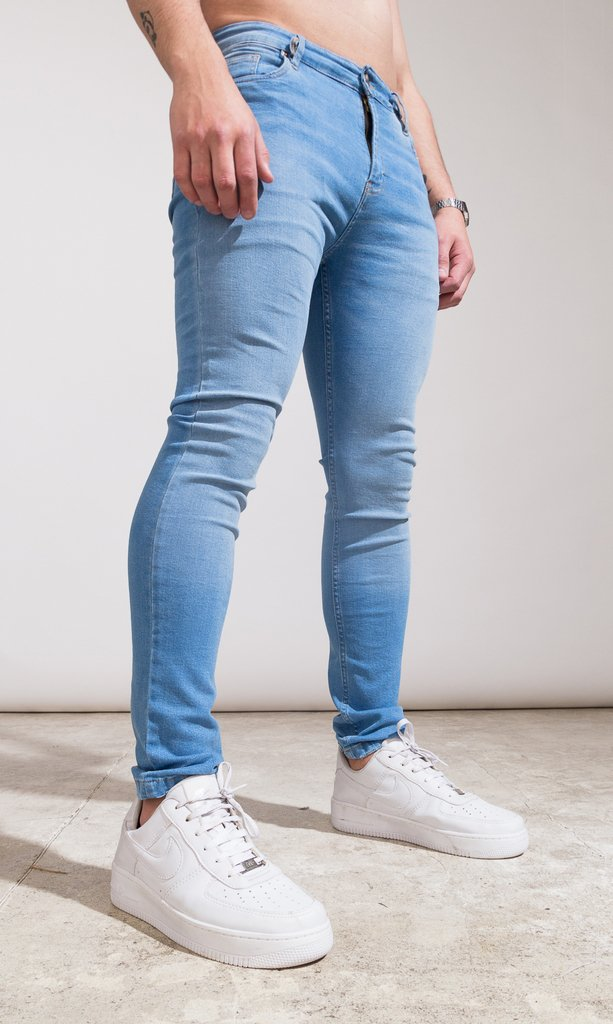Skinny Jeans - light blue classic