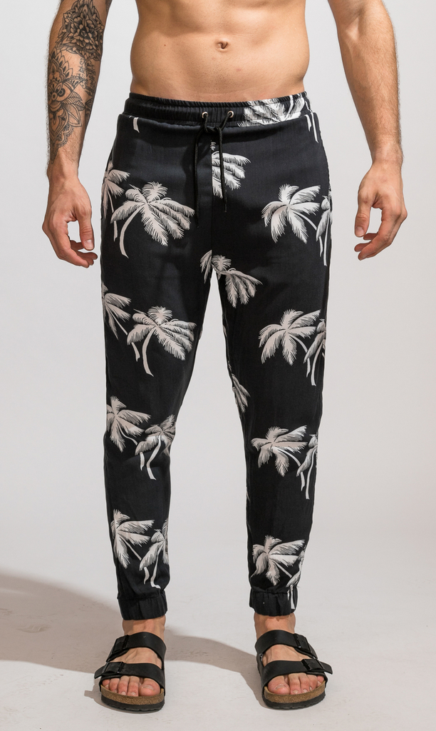 Summer Pant - Tulum black