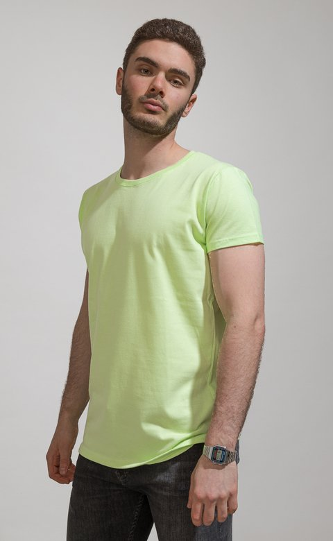 Brooklyn Tshirt - Lime