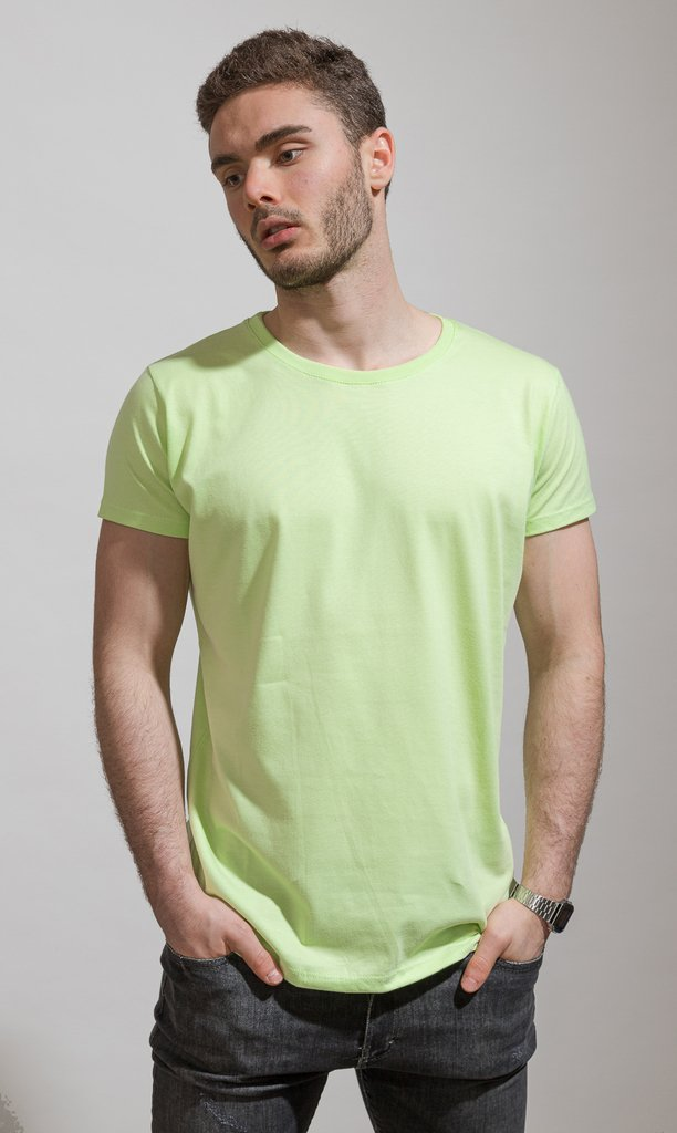 Brooklyn Tshirt - Lime - buy online