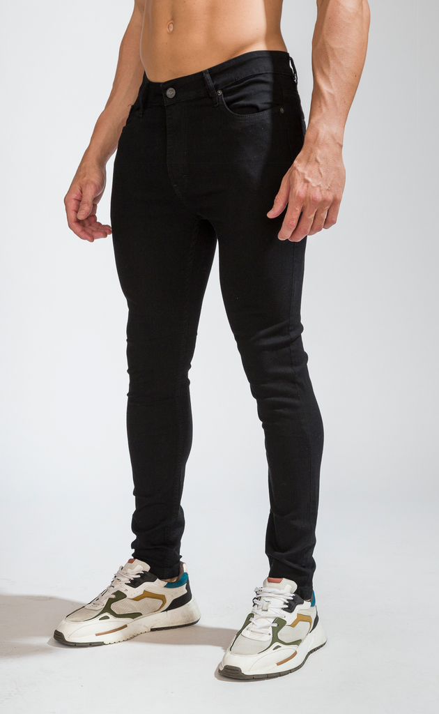 Skinny Jeans - Just black
