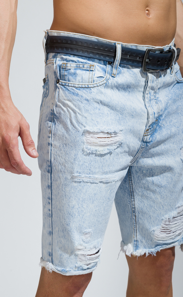 Denim Bermudas - Duke Light Blue (copia) (copia) - buy online