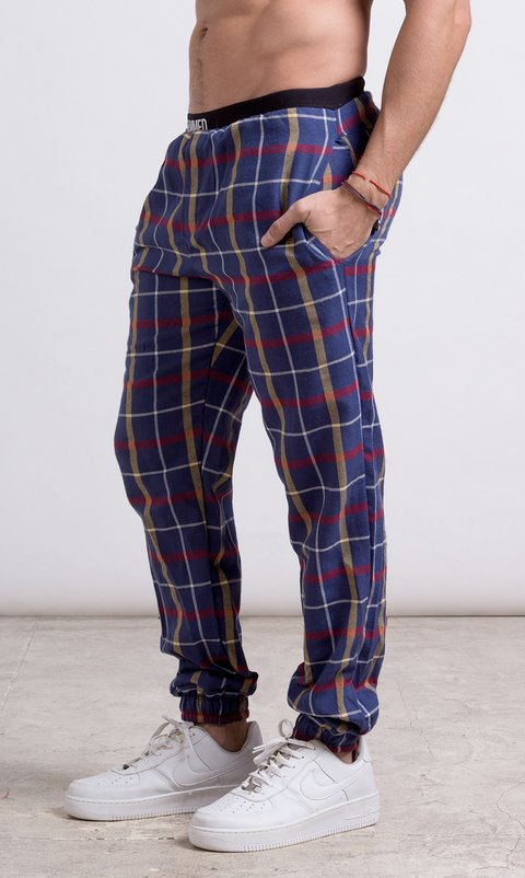 Checkers pant - Luxe