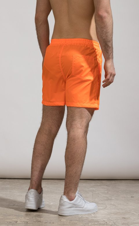Swimshort - orange fluo