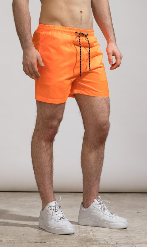 Swimshort - orange fluo - comprar online