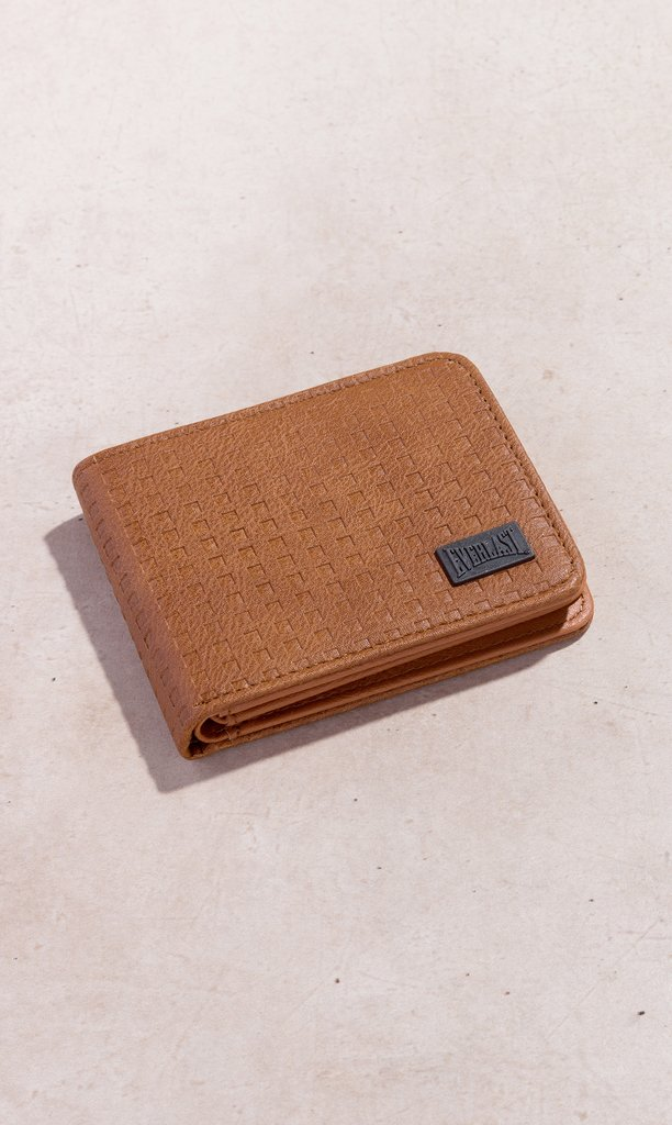 Everlast wallet - Camel
