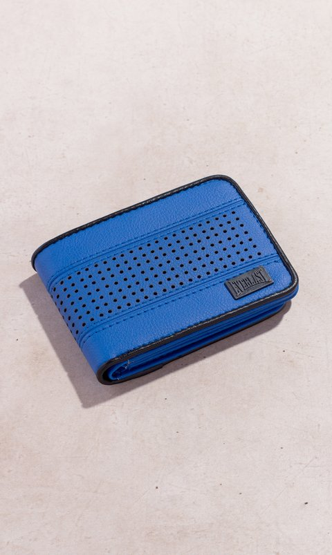 Everlast wallet - blue sport