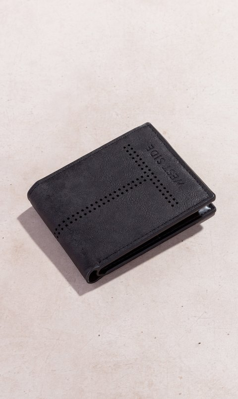 West side wallet - Black