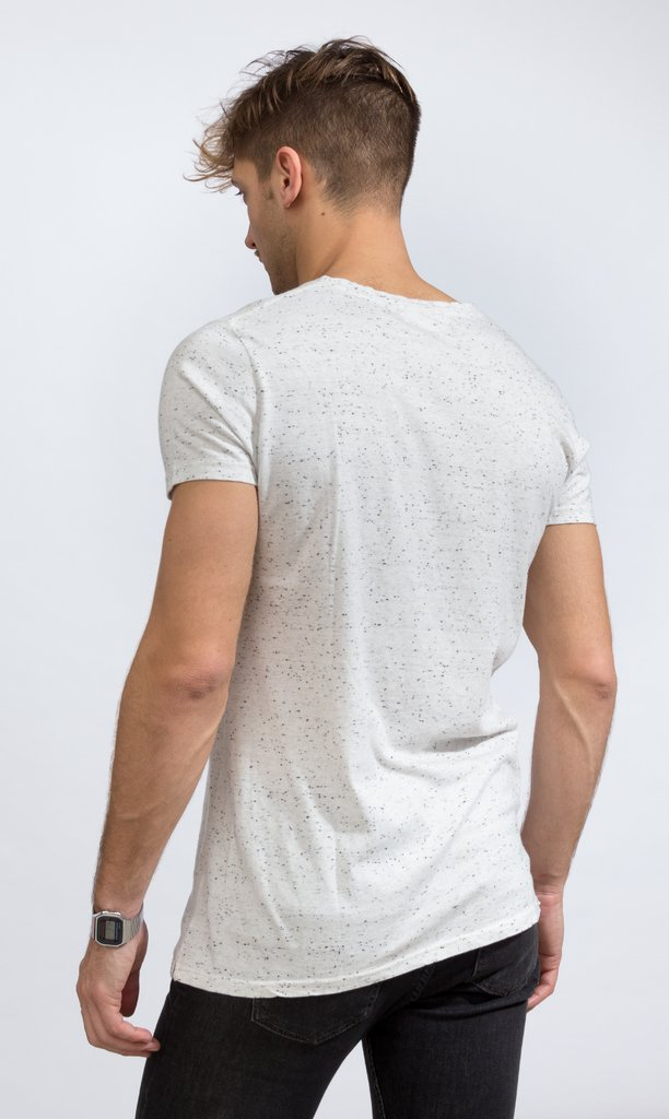 Basic tshirt - Regular fit - Spots - comprar online