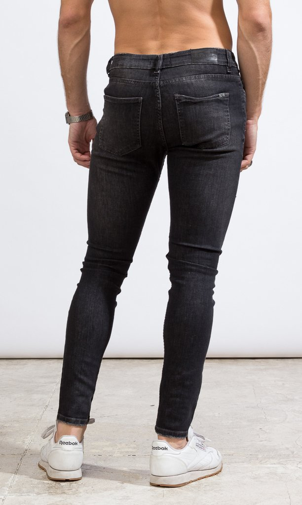 Skinny Jeans - Duke Black - Harvey & Willys - Mohammed