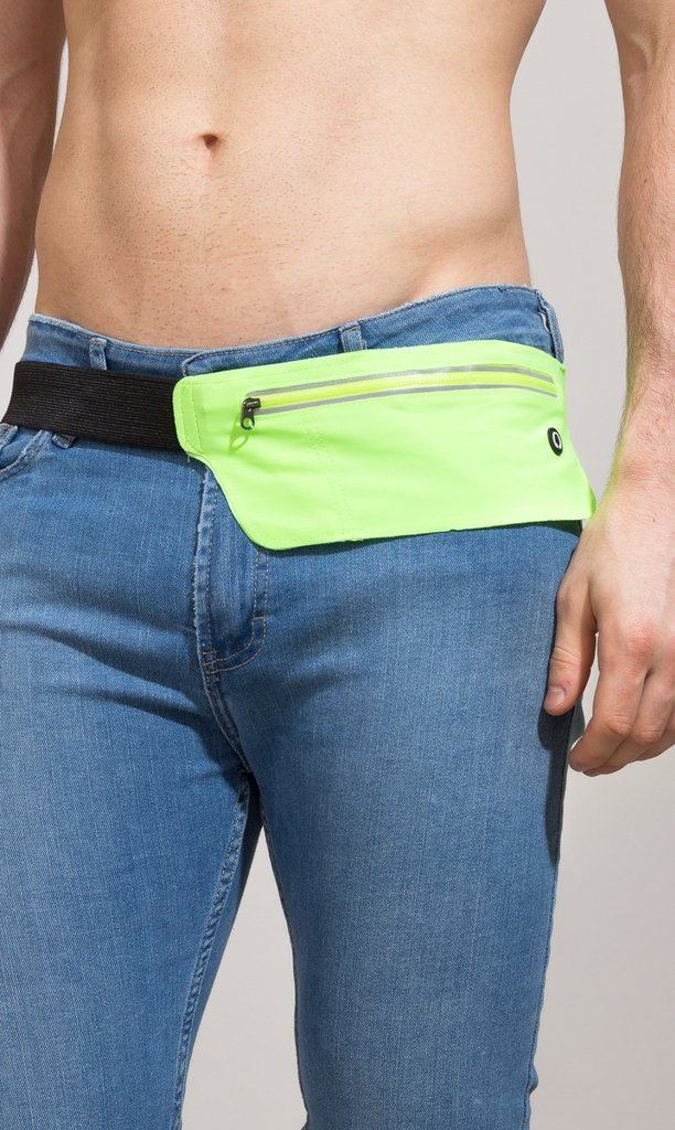 neon fanny pack - comprar online