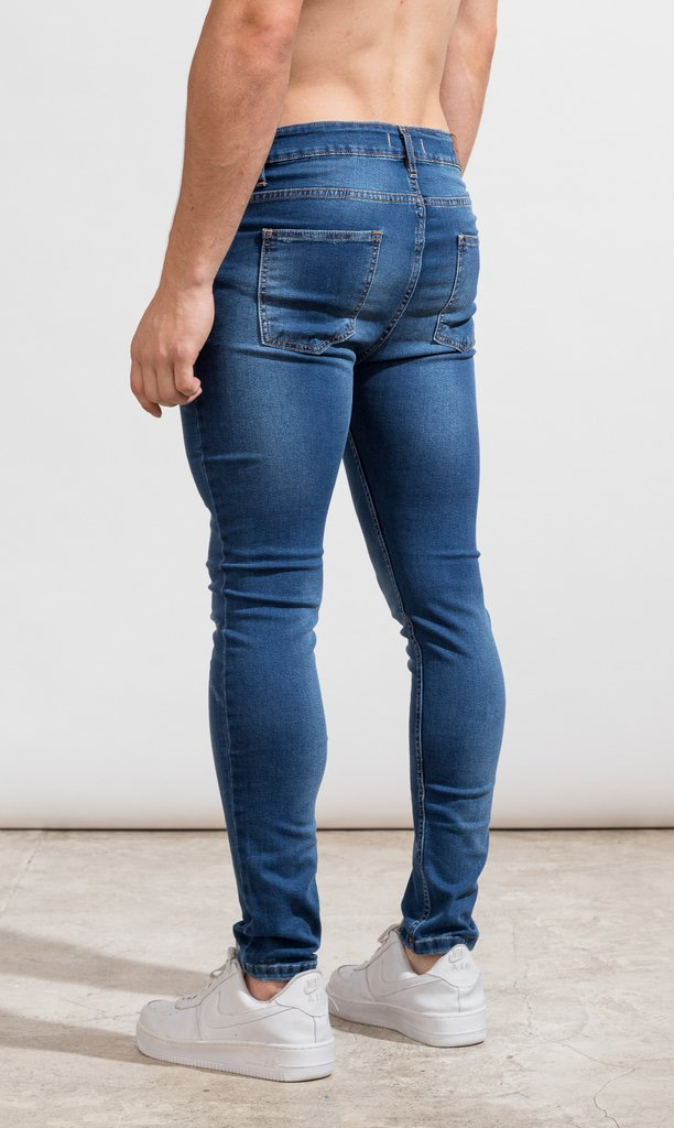 Skinny Jeans - Classic blue - Harvey & Willys on internet