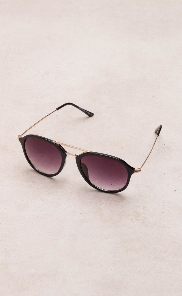 Mohammed lenses - 9556 - black/gold