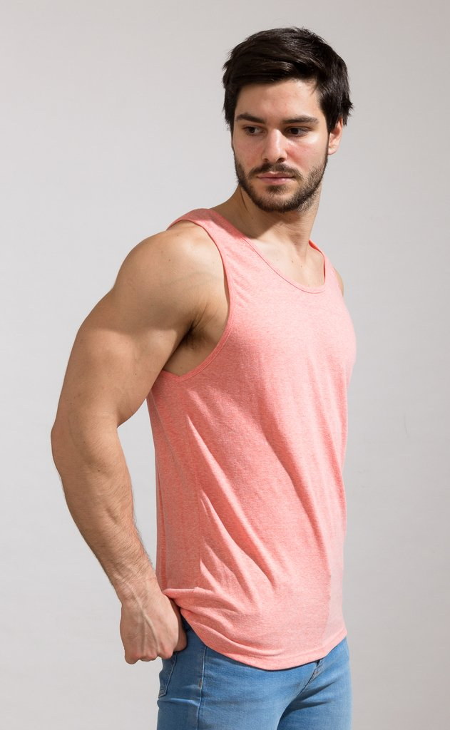 Basic Tanktop - salmon